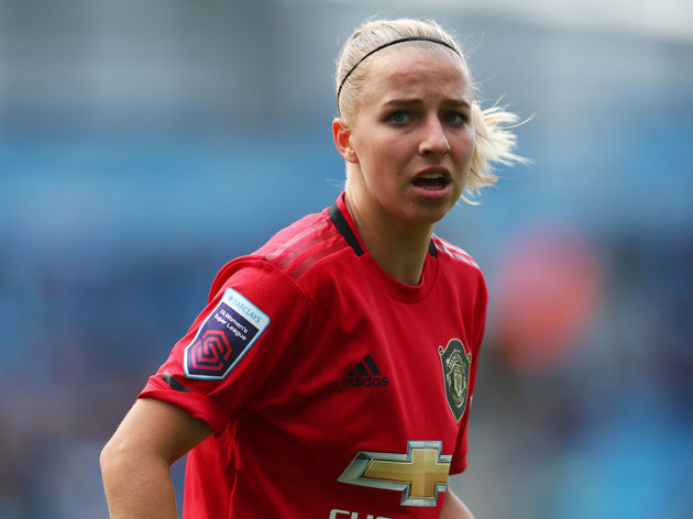 Manchester City v Manchester United - Barclays FA Women's Super League