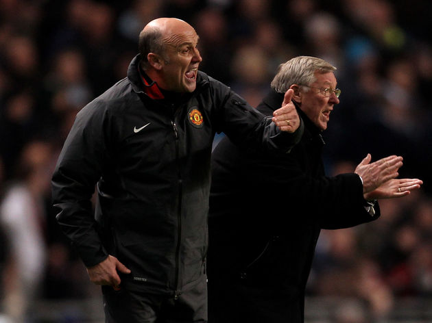 Sir Alex Ferguson,Mike Phelan