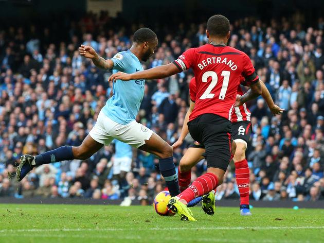 Manchester City v Southampton FC - Premier League