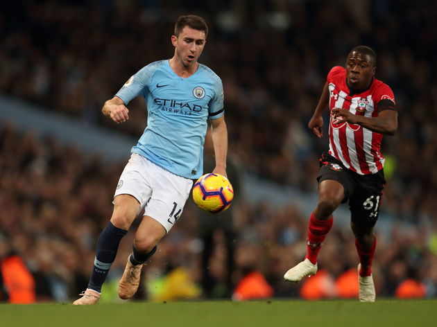 Man City Defender Aymeric Laporte Aiming to Become 'the Best Defender in the Europe'