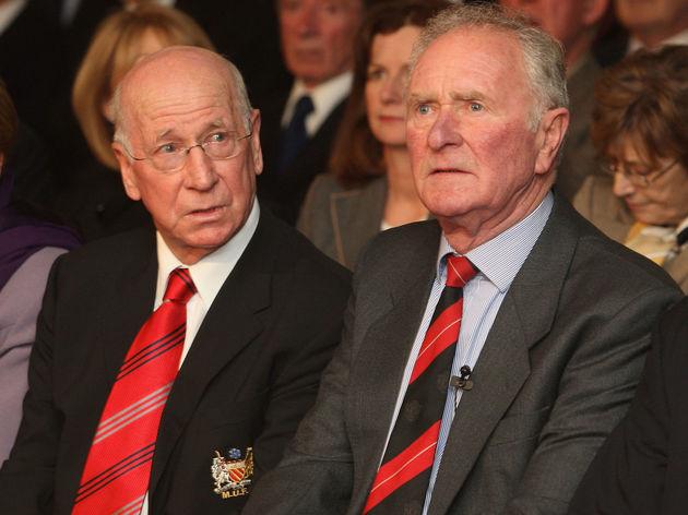 Bobby Charlton,Harry Gregg