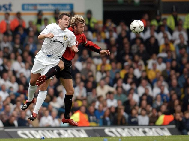 David Beckham,Ian Harte