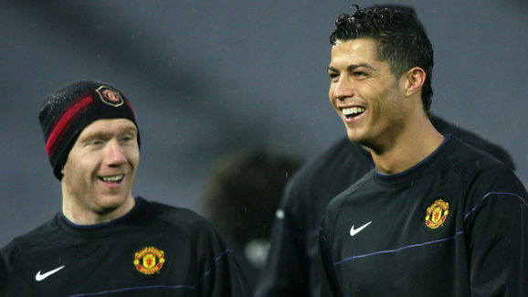 Paul Scholes Finally Reacts to Being Labelled as 'the Best' by the Likes of Ronaldo, Xavi & Zidane