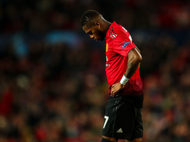 Manchester United v BSC Young Boys - UEFA Champions League Group H