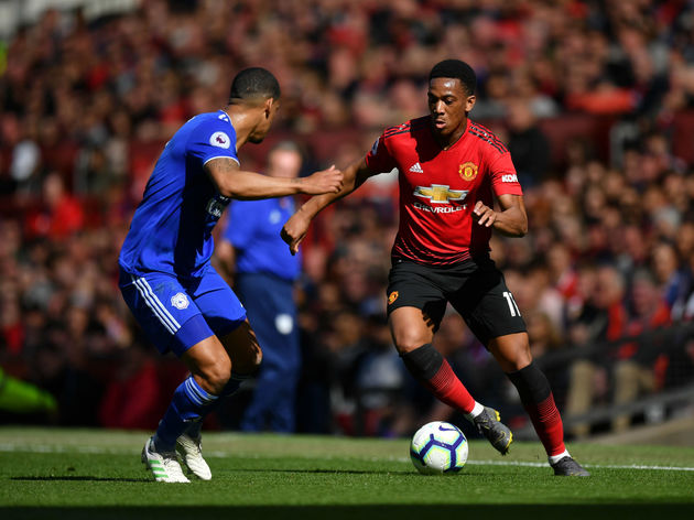 Anthony Martial,Lee Peltier