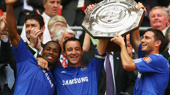 Didier Drogba,John Terry,Frank Lampard