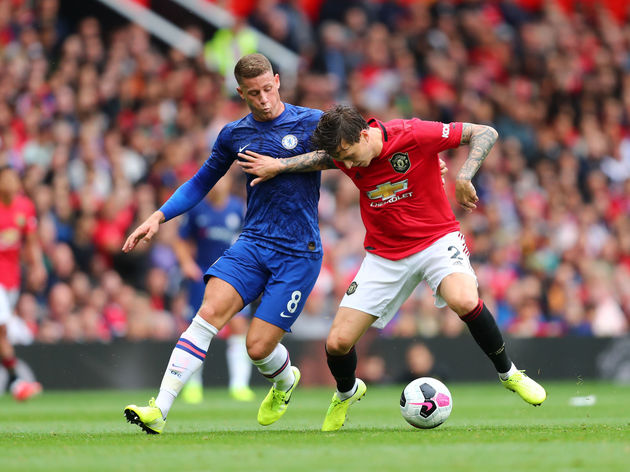 Victor Lindelof,Ross Barkley