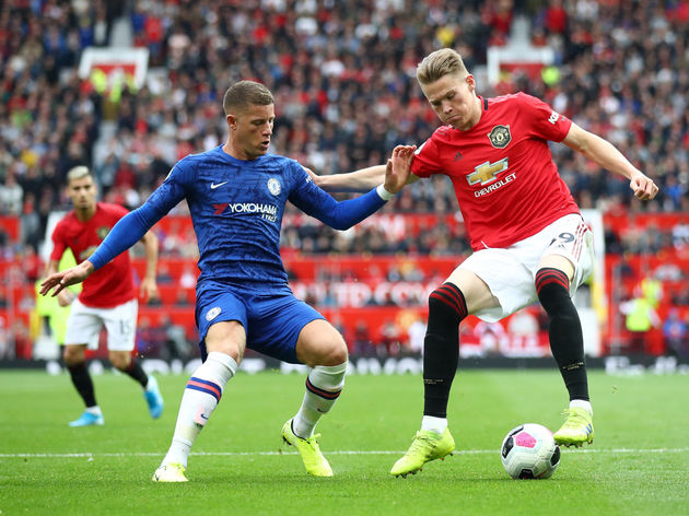 Ross Barkley,Scott McTominay