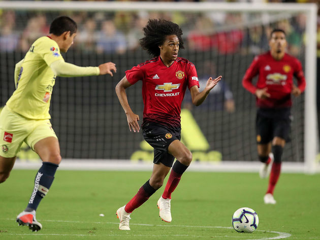 Manchester United v Club America - International Champions Cup 2018