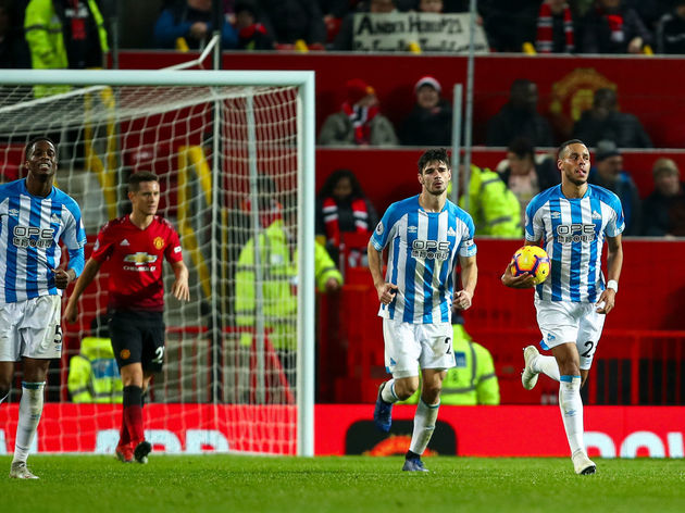 Manchester United v Huddersfield Town - Premier League
