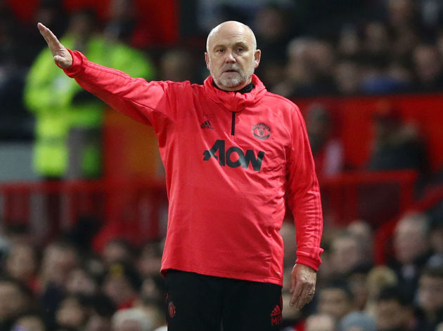 Mike Phelan,David Wagner