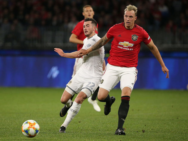 Jack Harrison,Phil Jones