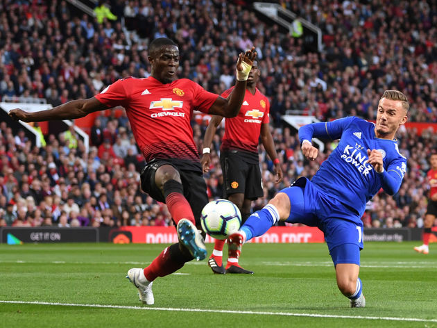 Image result for bailly man u