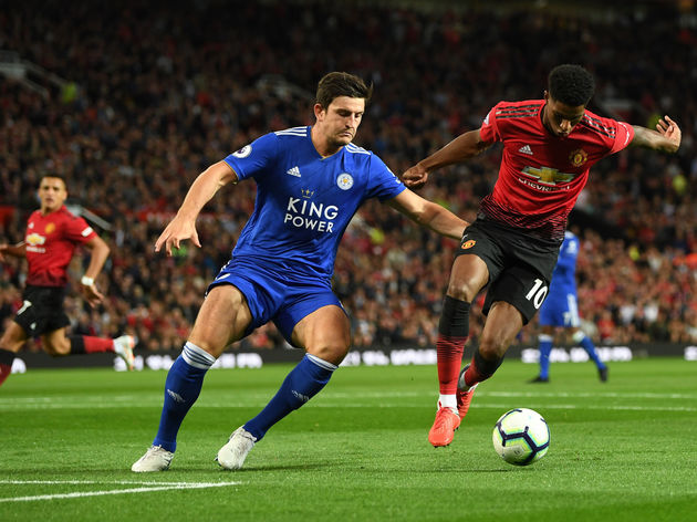 Marcus Rashford,Harry Maguire