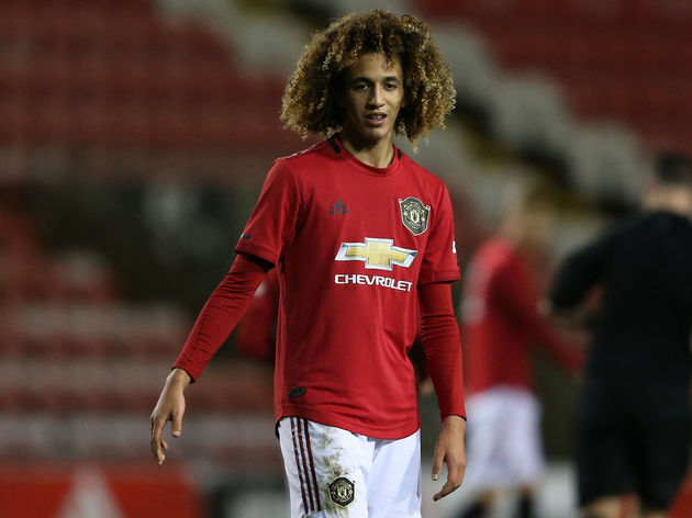 Manchester United v Lincoln City - FA Youth Cup