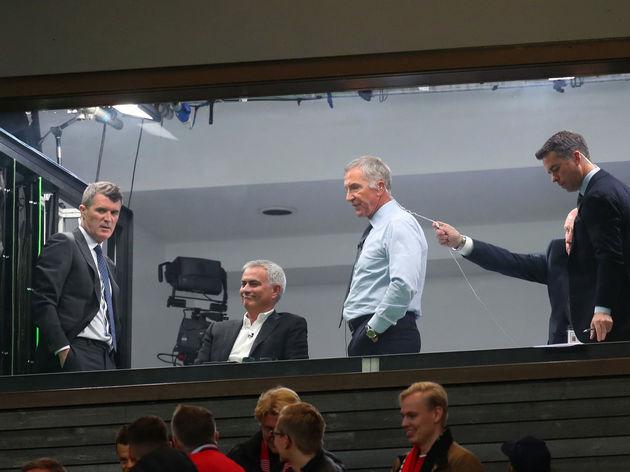 Roy Keane,Jose Mourinho,Graeme Souness