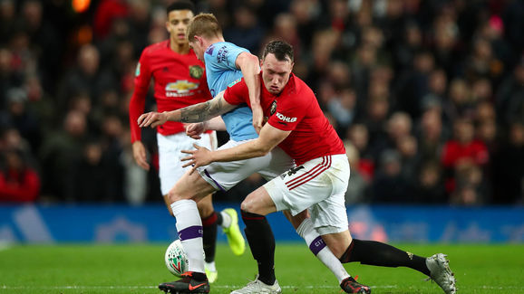 Kevin De Bruyne, Phil Jones
