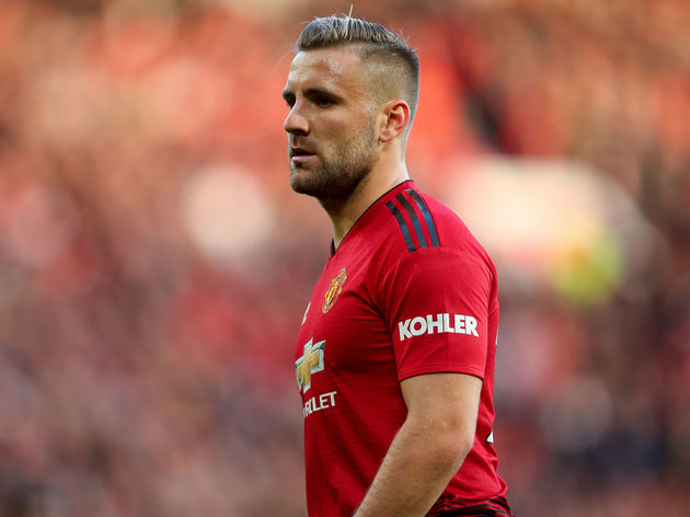 Man Utd 'Finally' Open New Contract Talks With Resurgent Full-Back Luke Shaw