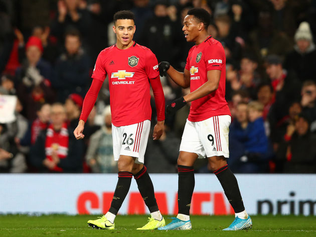 Mason Greenwood,Anthony Martial