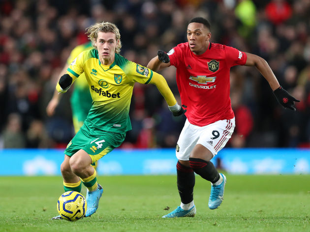 Anthony Martial,Todd Cantwell