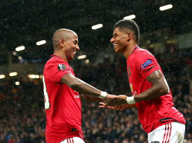 1CIV9944_2019110790856219 2,Marcus Rashford,Ashley Young