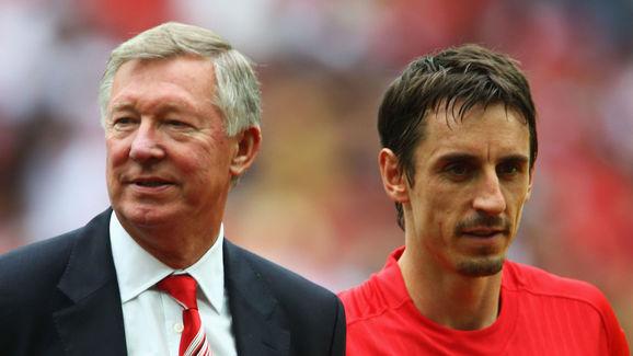 Alex Ferguson,Gary Neville