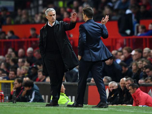 Mauricio Pochettino,Jose Mourinho