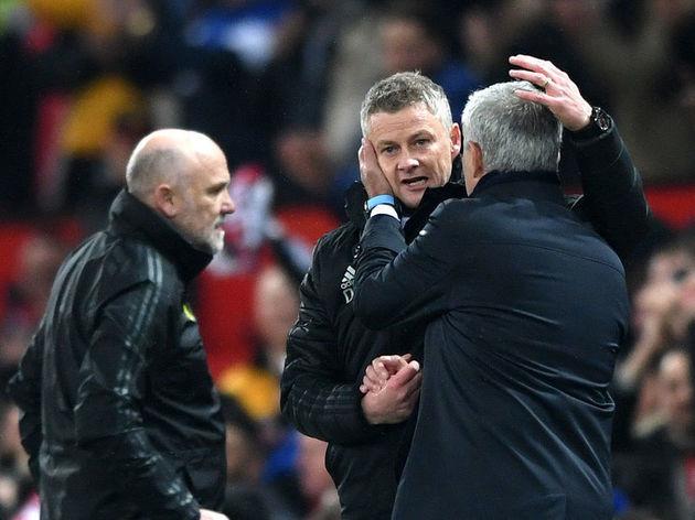 Jose Mourinho,Ole Gunnar Solskjaer