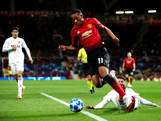 Man Utd to Make New Contract Offer to Anthony Martial Despite 'Several Recent Rejections'