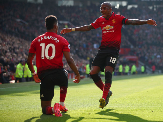 Man Utd 2 1 Watford Report Ratings Reaction As Red Devils Return To Top Four 90min