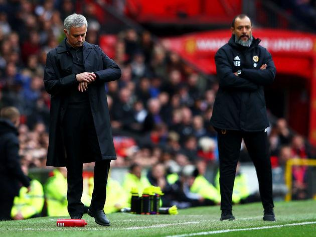 Jose Mourinho,Nuno Espirito Santo