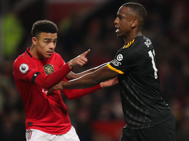 Mason Greenwood,Willy Boly