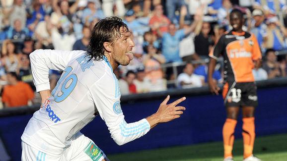 Marseille's Argentinian defender Gabriel