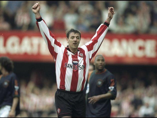 Matt Le Tissier of Southampton