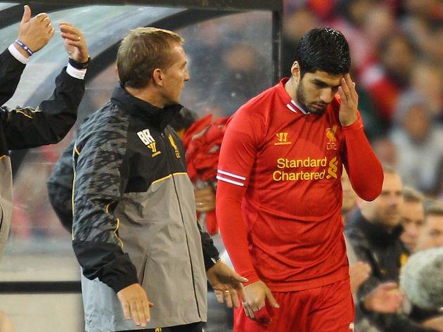 Brendan Rodgers,Luis Suarez