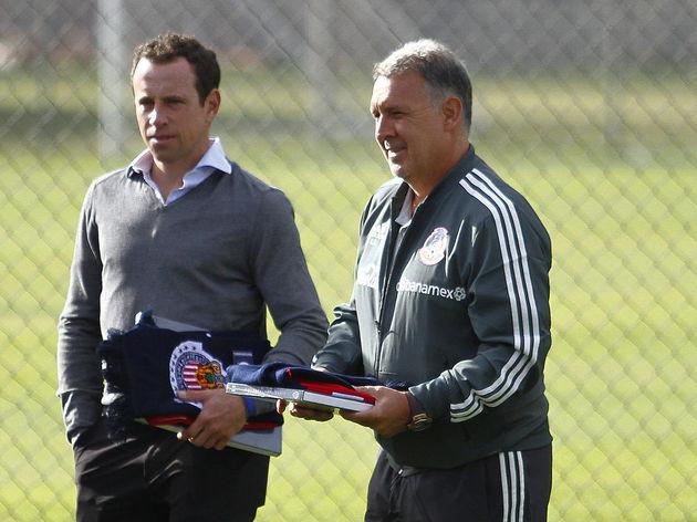 Gerardo Torrado,Gerardo Martino,Jose Luis Higuera