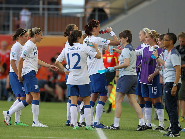 Mexico v England: Group B - FIFA Women's World Cup 2011