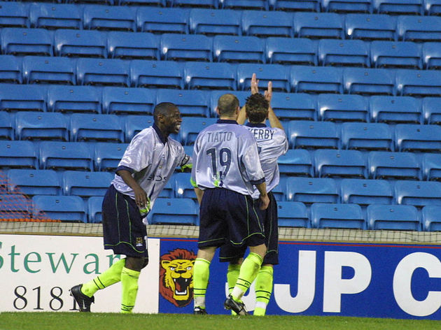 Millwall v Man City X