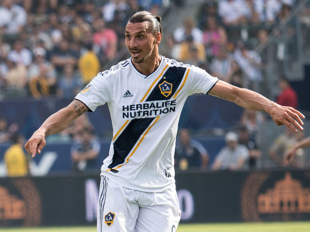 MLS Soccer - Los Angeles Galaxy v Houston Dynamo