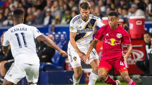 MLS Soccer - Los Angeles Galaxy v New York Red Bulls