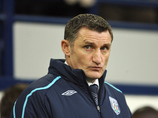 Mowbray oversaw exciting football at the Hawthorns