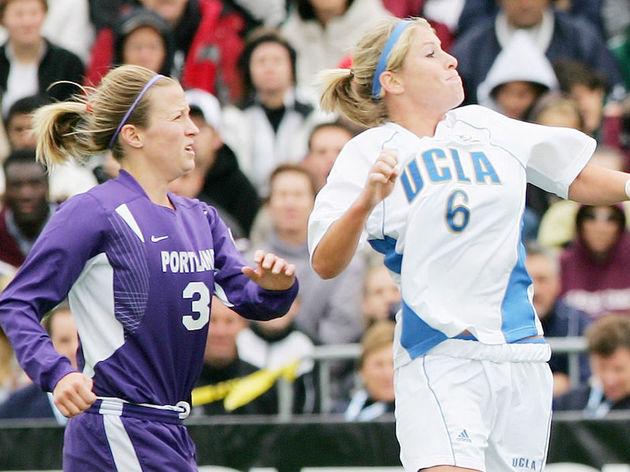 NCAA Women's Soccer - Division I Championship - UCLA Bruins vs Portland Pilots - December 4, 2005