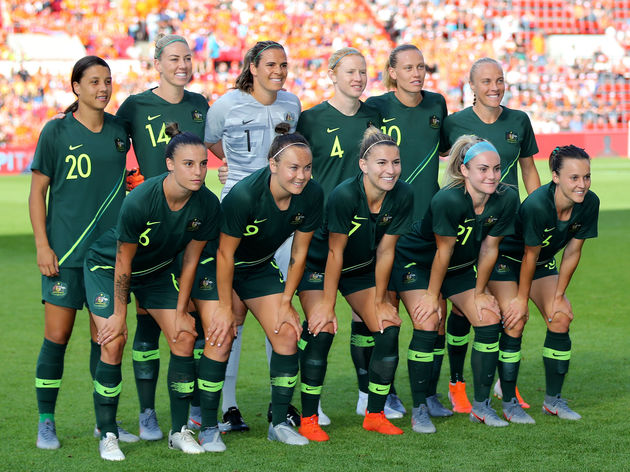 Netherlands Women v Australia Women - International Friendly