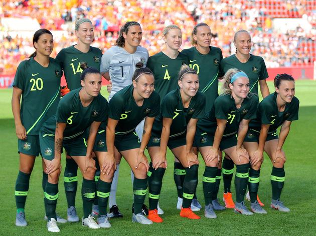 Netherlands Women v Australia Women - International Friendly