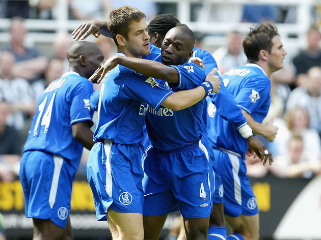 Joe Cole,Claude Makelele
