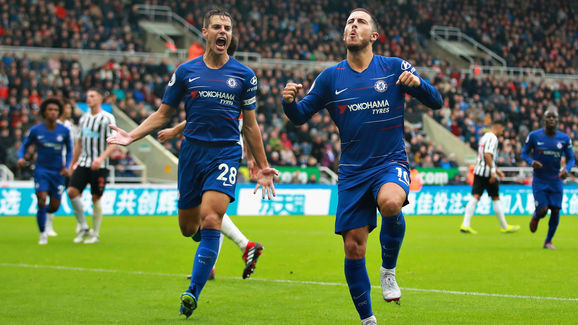 Newcastle United v Chelsea FC - Premier League