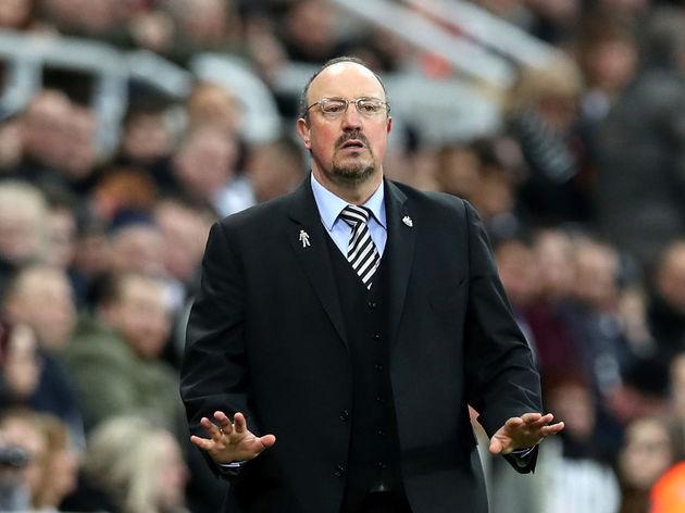 Newcastle United v Fulham FC - Premier League