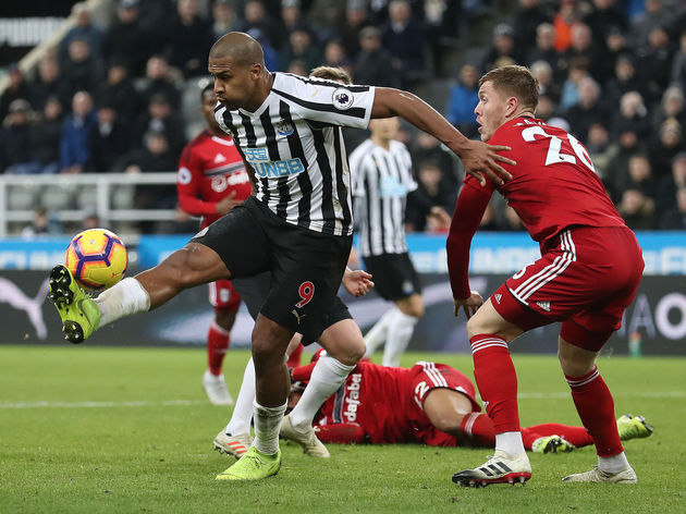 Newcastle United v Fulham FC - Premier League