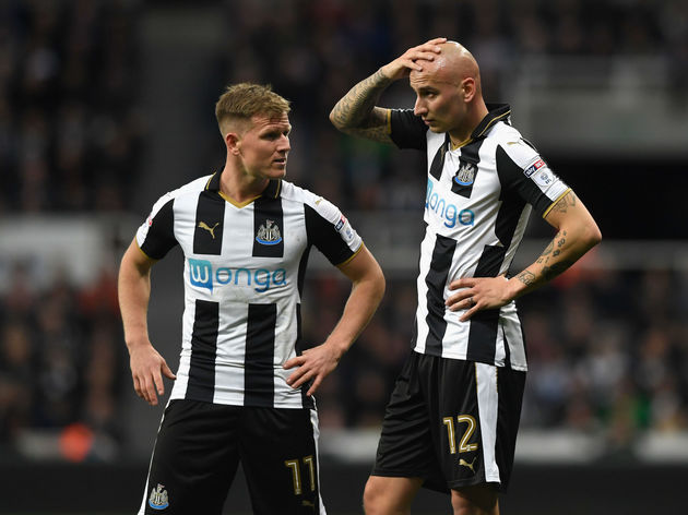 Matt Ritchie,Jonjo Shelvey