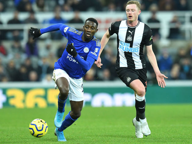 Newcastle United v Leicester City - Premier League